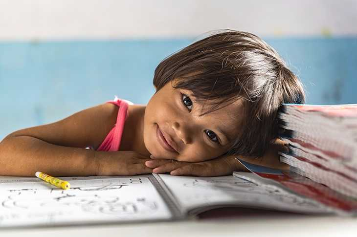 08International Girl Child Day