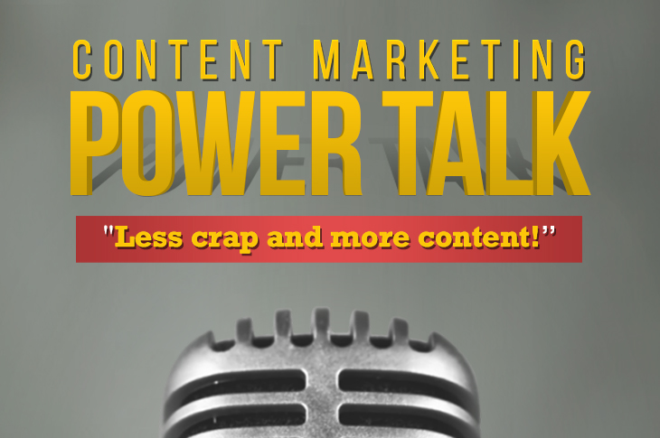 Content Marketing Power Talk