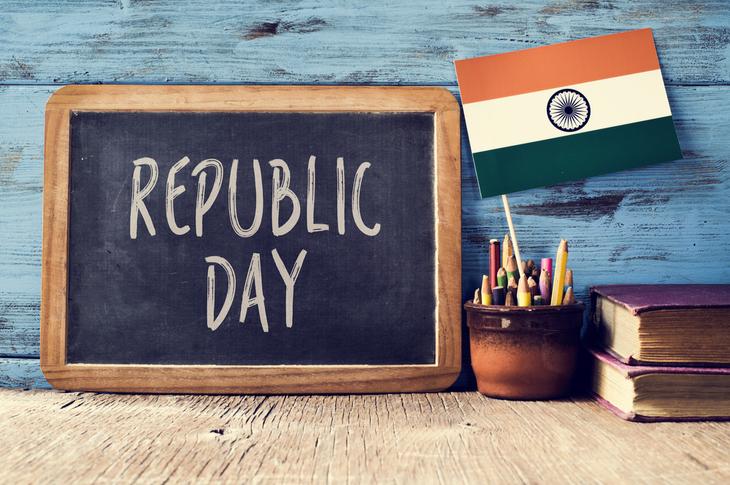 Republic Day, 26th January