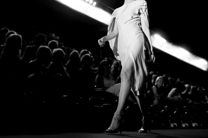 content marketing ideas fashion week - Scatter