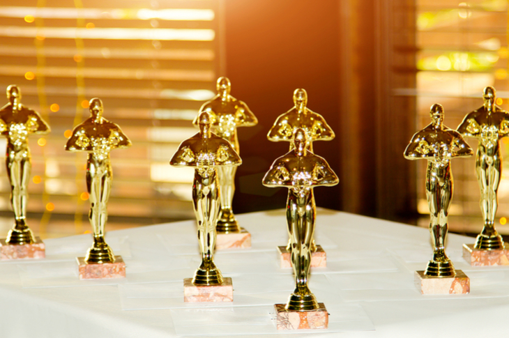 content marketing ideas oscars - Scatter