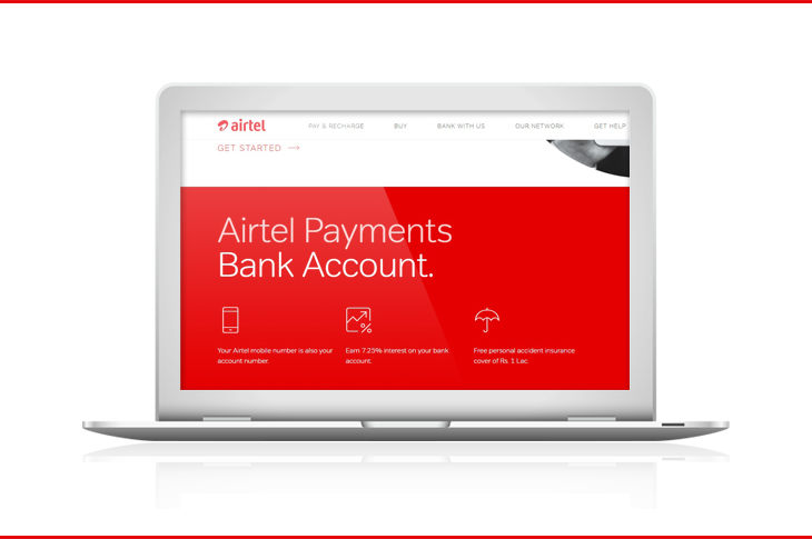 Airtel Payments Bank - Content Marketing - Scatter