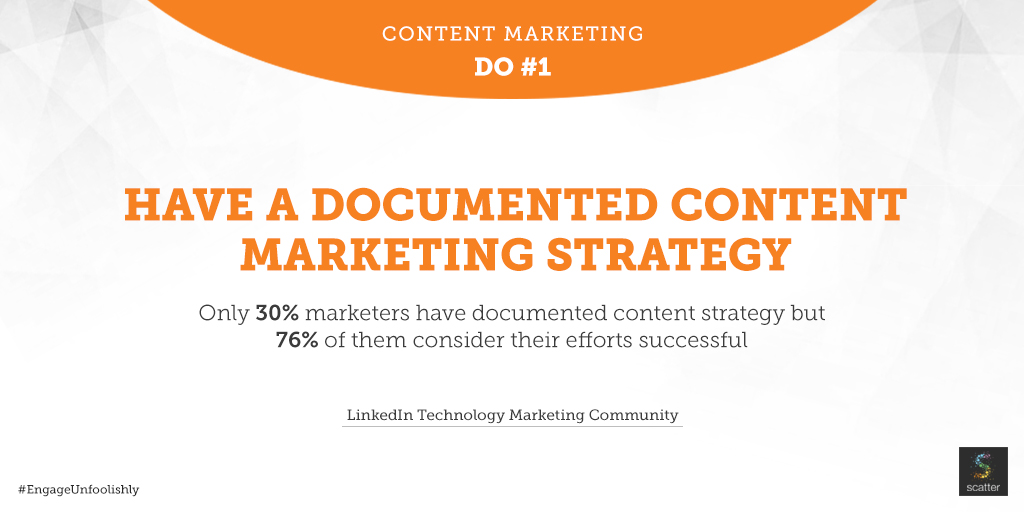 Content Marketing Dos and Donts