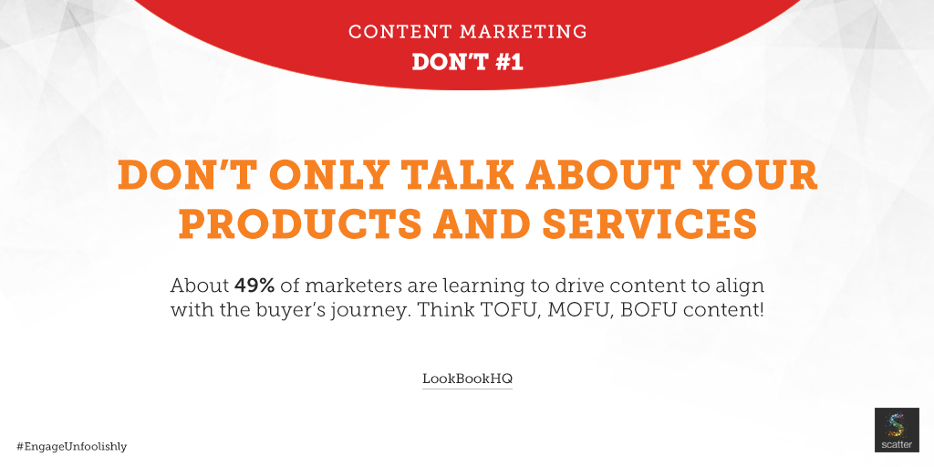 Content Marketing Dos and Donts - Scatter - 4
