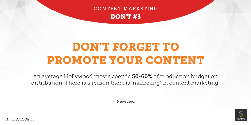 Content Marketing Dos and Donts - Scatter - 6
