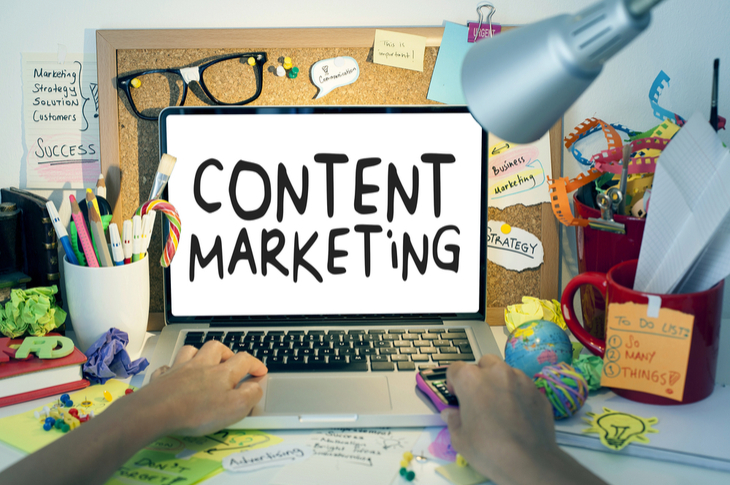 Content marketing - Small Business Success - Scatter - Influencer Marketing