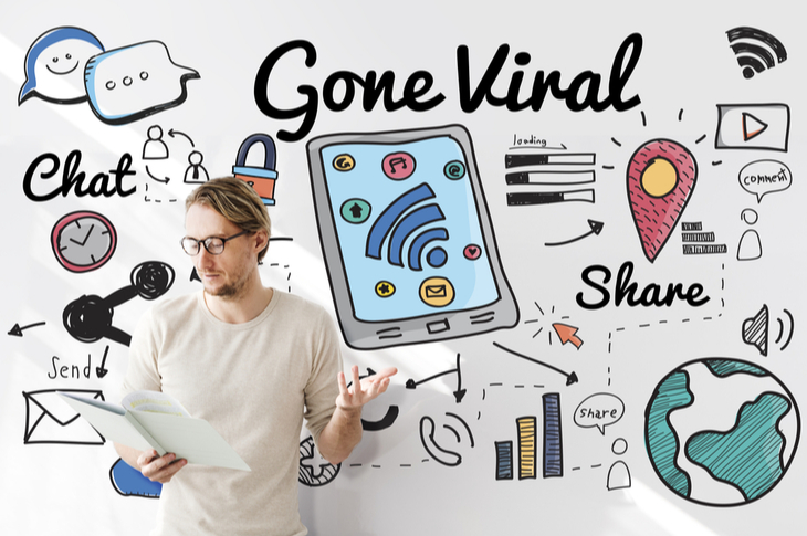 Secrets to creating a viral post - Scatter