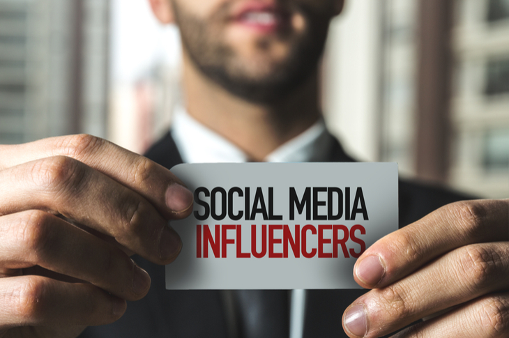 Social Media Influencer - Scatter