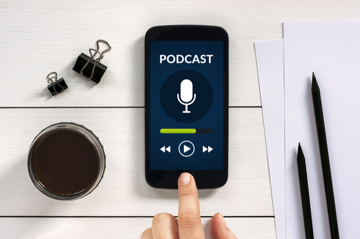 Podcasts-Content Marketing-Scatter