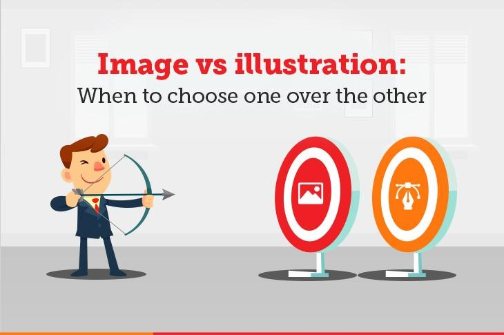 Image vs Illustration
