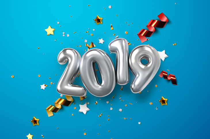 New year discussed in content calendar