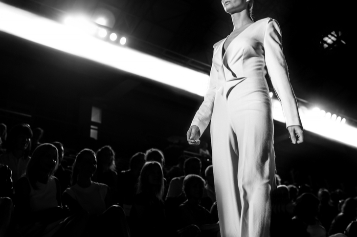 Fashion week discussed in February content calendar