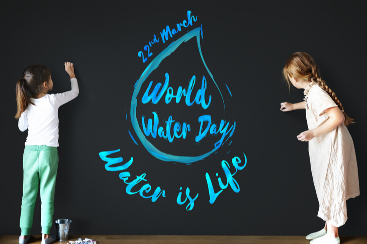 World Water Day discussed in March content calendar