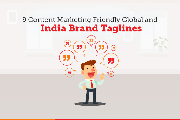 Taglines - Content Marketing India