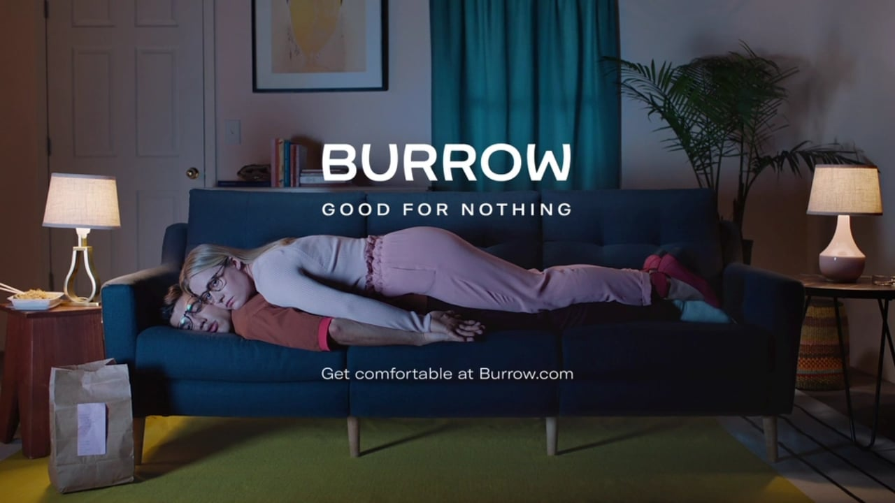 Burrow featured in marketing blog post