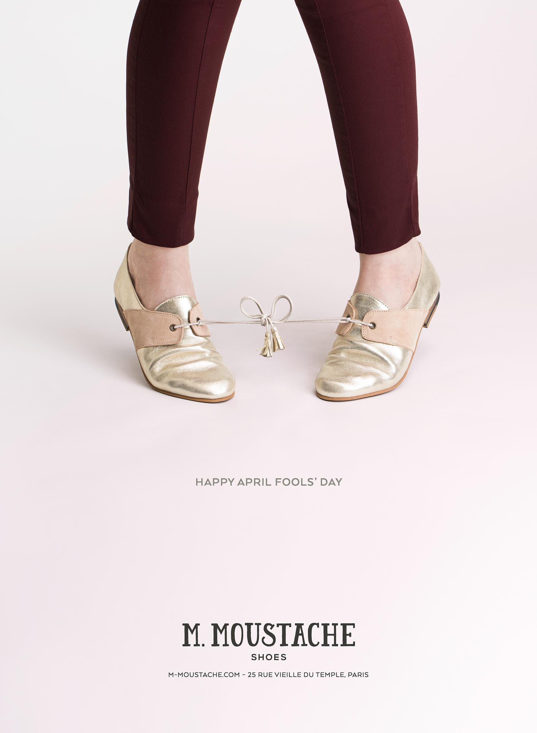 M.Moustache featured in April content calendar