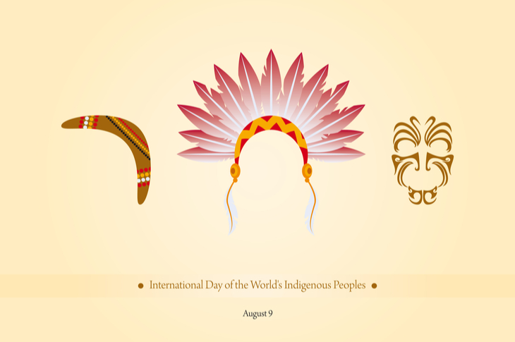 International Day of the World's Indigenous People - Content Marketing Ideas
