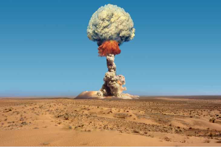 Nuclear Tests Content Marketing Ideas
