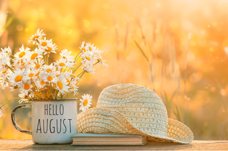 August Content Marketing Ideas