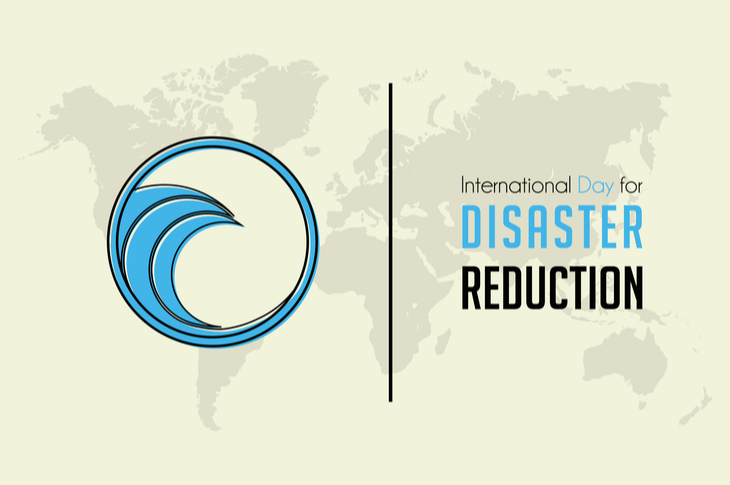 International Day - Disaster Reduction Content Marketing Ideas