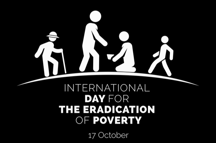 International Day for Eradication of Poverty Content Marketing Ideas