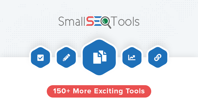 SmallSEOTools - Measuring Content Performance