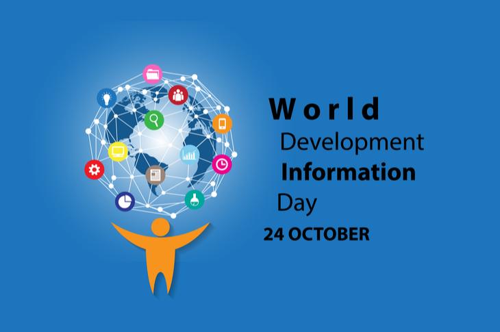 World Development Information Day Content Marketing Ideas
