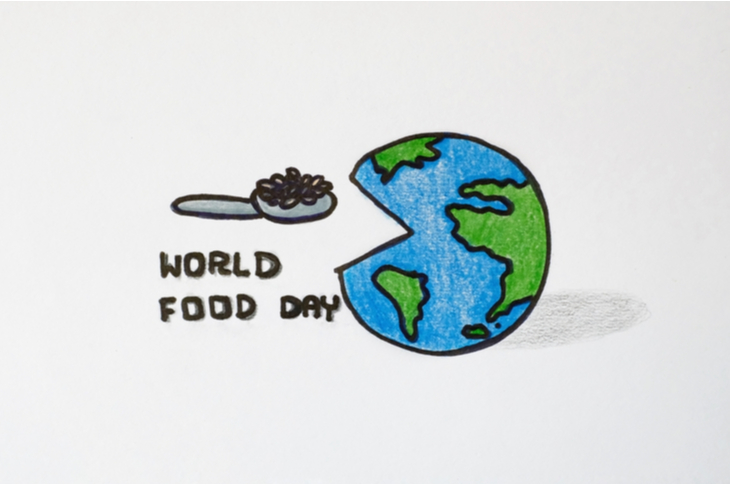World Food Day Content Marketing Ideas