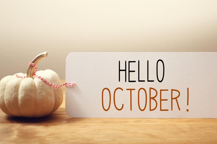 October Editorial Calendar Content Marketing Ideas