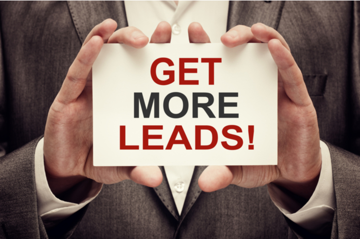 Generate Leads with Infographics