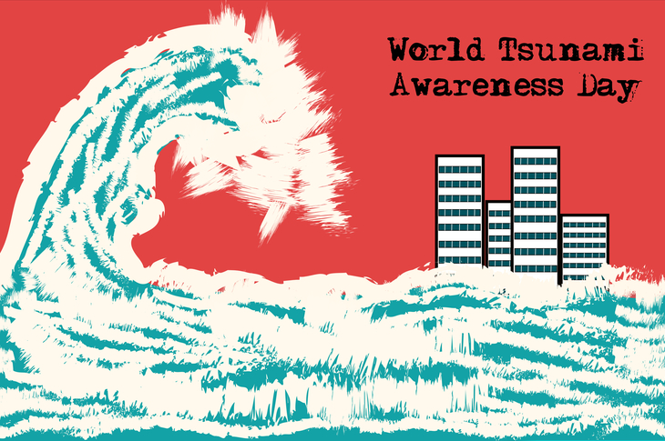 World Tsunami Awareness Day Content Marketing Ideas