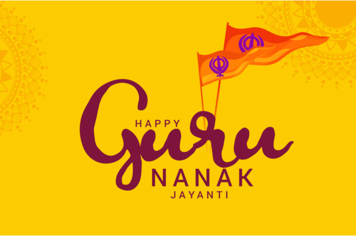 Guru Nanak Jayanti Content Marketing Ideas
