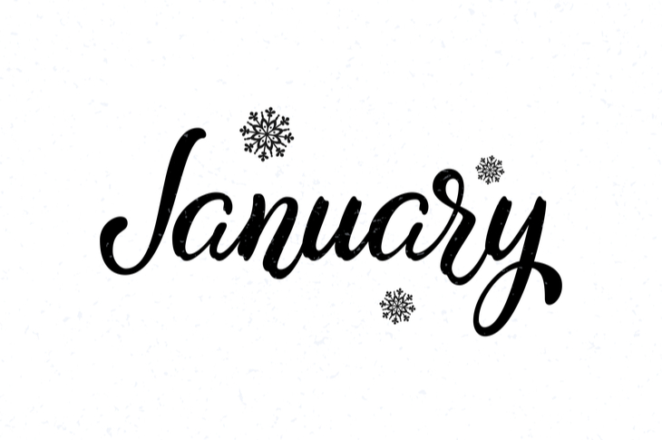 January Content Marketing Ideas