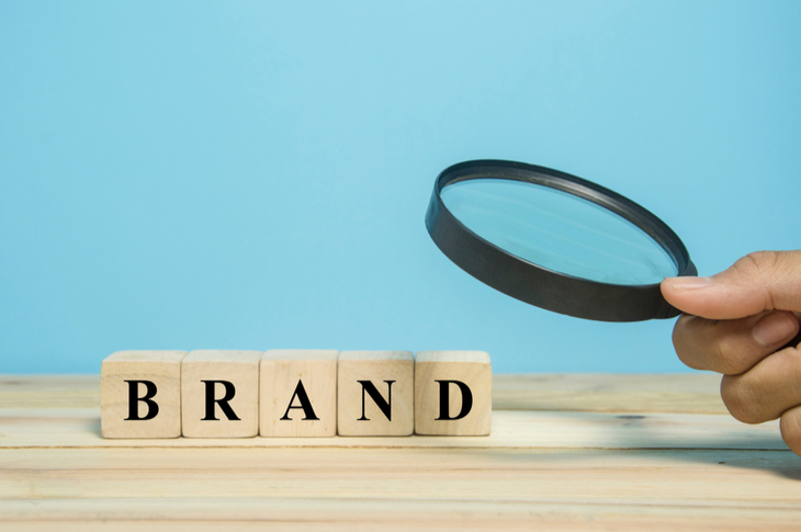 Brand visibility through keyword targeting