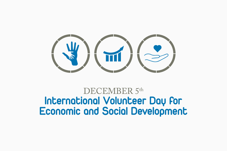 Volunteer Day for Economic & Social Development Content Marketing Ideas