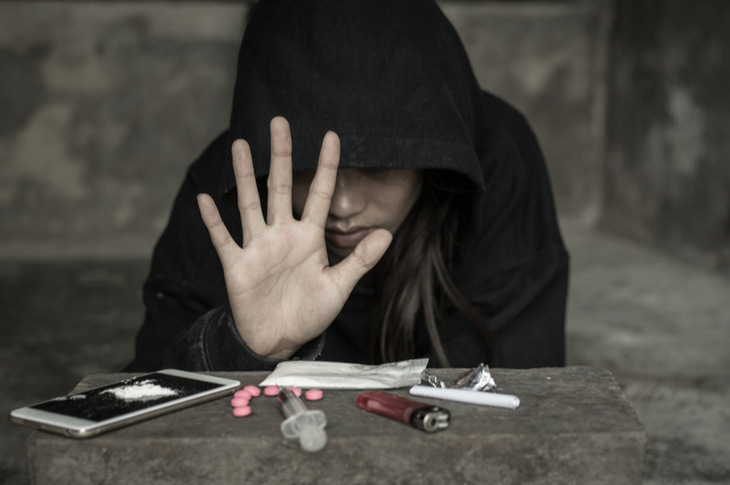 Day against Drug Abuse - Content Marketing
