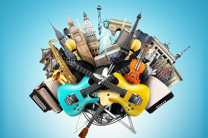 Music Day - Content Marketing