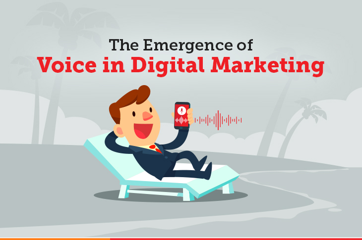 The Emergence of Voice Technology in Digital Marketing