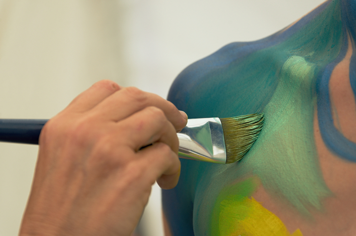 Body Painting Day Content Marketing Ideas