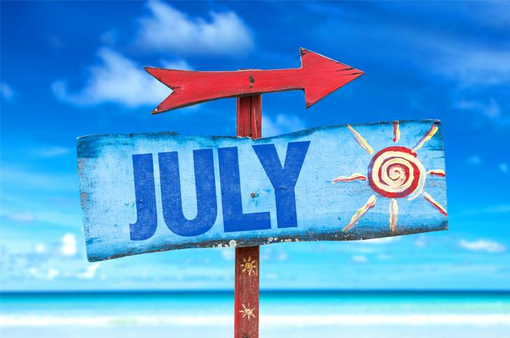July Content Marketing Ideas