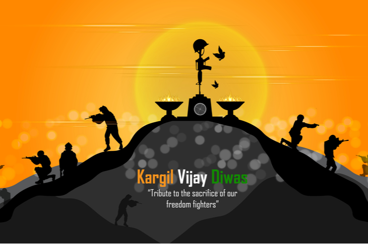 Kargil Vijay Diwas Content Marketing Ideas