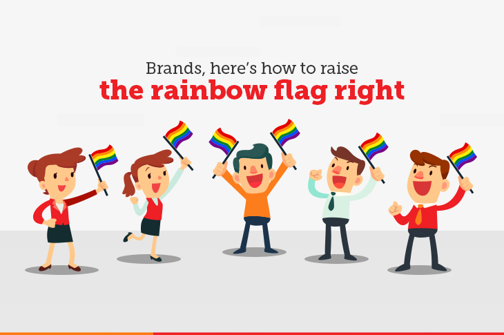 Pink Economy : Here's how to raise the rainbow flag right