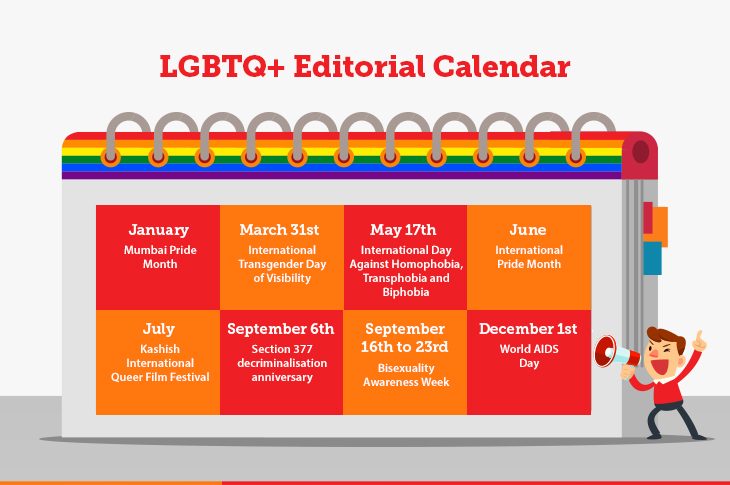 LGBTQ Calendar