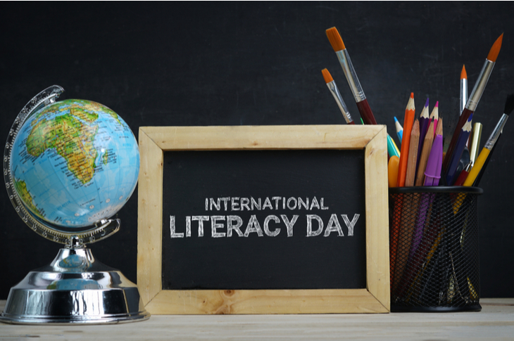 Literacy Day Content Marketing Ideas