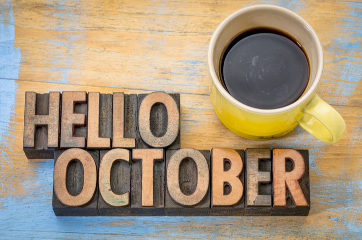 October Content Marketing