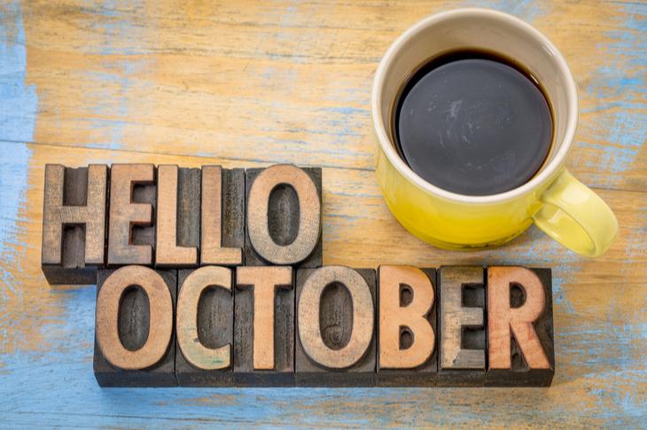 October Content Marketing