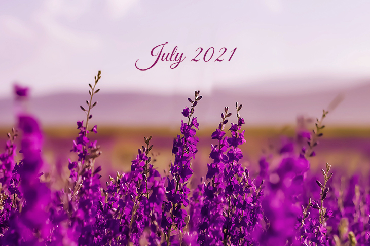 July 2021 Content Marketing Ideas