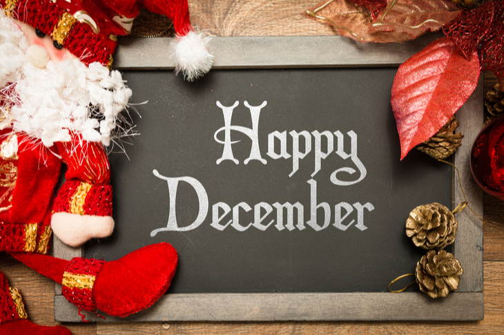 December Content Marketing Ideas