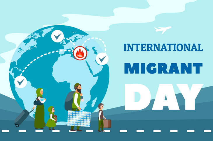 Migrants Day Content Marketing Ideas