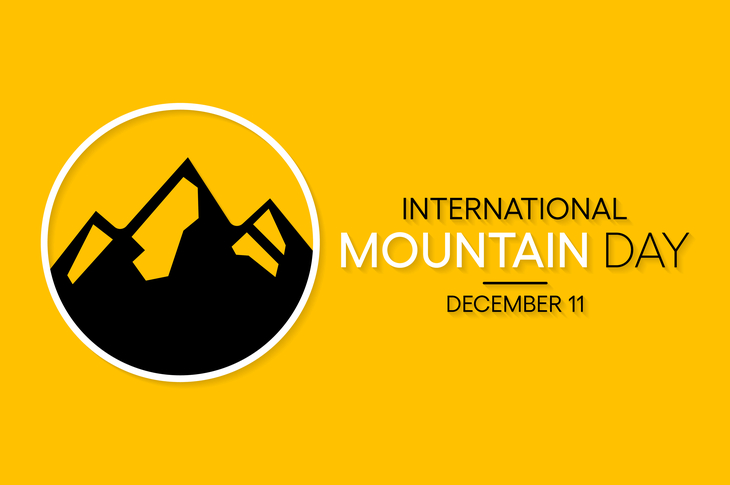 International Mountain Day Content Marketing Ideas